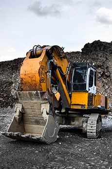 Push to talk (PTT) radios for the construction industry
